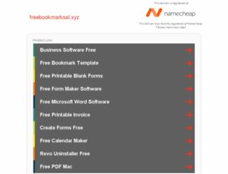 freebookmarksal.xyz screenshot