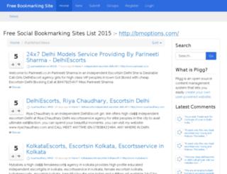 freebookmarksilver.asia screenshot