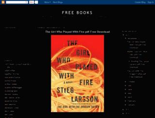 freebooks-at.blogspot.in screenshot
