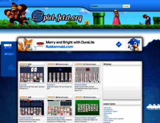 freecell.spiel-jetzt.org screenshot