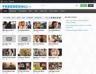 freedeshitv.co screenshot