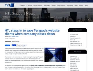 freedomtooperate.terapad.com screenshot