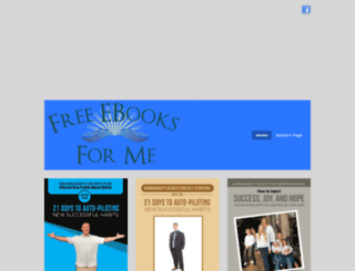 freeebooksforme.com screenshot
