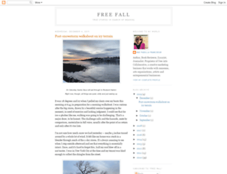 freefallrae.blogspot.com screenshot