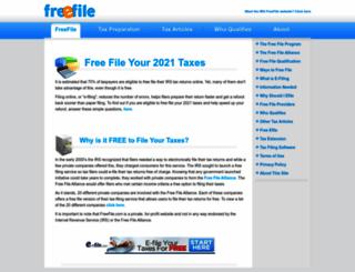 freefile.com screenshot