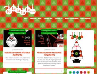 freefloatingmusic.com screenshot