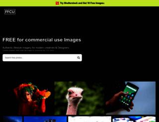 freeforcommercialuse.net screenshot