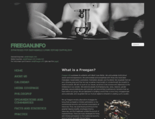 freegan.info screenshot