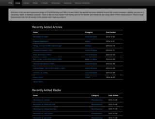 freeinfosociety.com screenshot