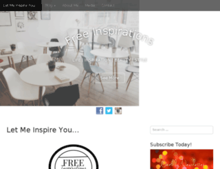 freeinspirations.com screenshot