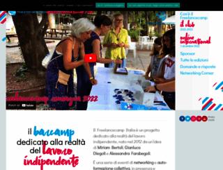freelancecamp.net screenshot