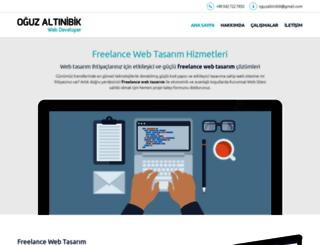 freelancewebtasarimci.com screenshot