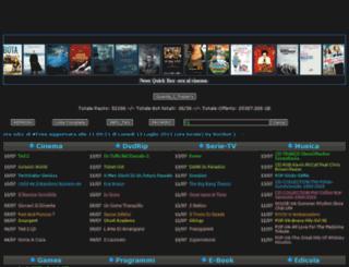 freelist.altervista.org screenshot
