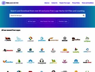 freelogovector.com screenshot