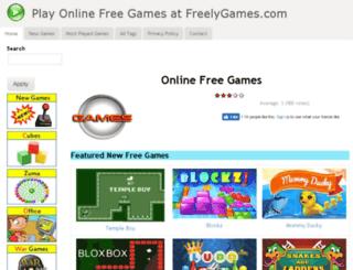 freelygames.com screenshot