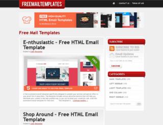 freemailtemplates.com screenshot
