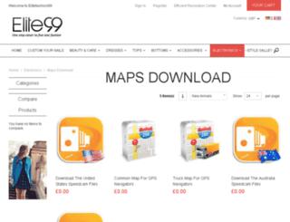 freemapsupdate.com screenshot