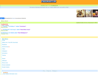 freemasti.in screenshot