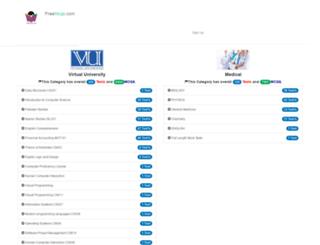 freemcqs.com screenshot