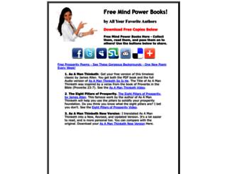 freemindpowerbooks.com screenshot