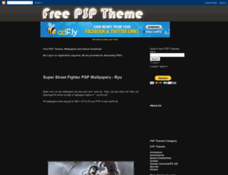 freepsptheme.blogspot.com screenshot