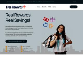 freerewardsplus.com screenshot