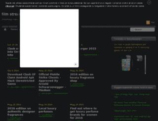 freeroll.altervista.org screenshot