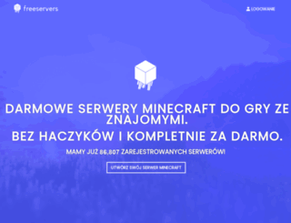 freeservers.pl screenshot