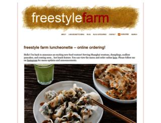 freestylefarm.ca screenshot