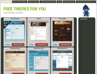 freethemes4you.com screenshot