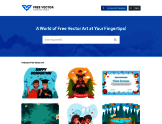 freevector.com screenshot