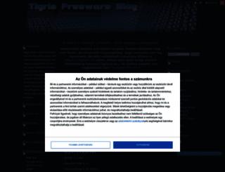 freeware.blog.hu screenshot