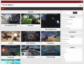 freewaregames.net screenshot