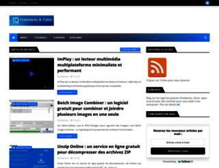 freewares-tutos.blogspot.com screenshot