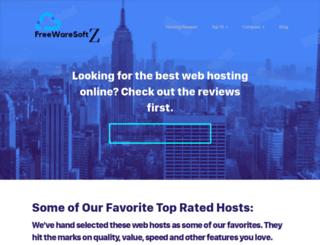 freewaresoftz.com screenshot