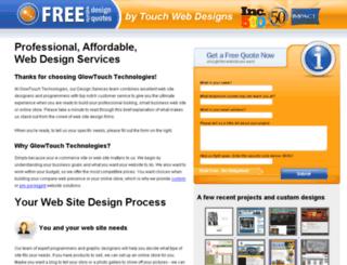 freewebsitedesignquotes.com screenshot
