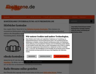 freiszene.de screenshot