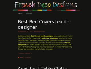 frenchdecodesigns.com screenshot
