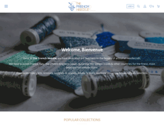 frenchneedle.com screenshot