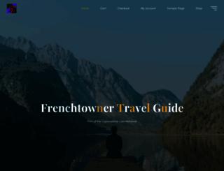 frenchtowner.com screenshot