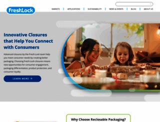 fresh-lock.com screenshot
