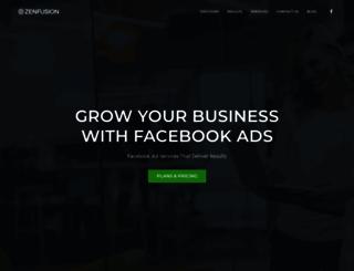freshagency.com screenshot