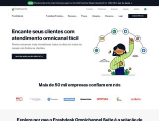 freshdesk.com.br screenshot