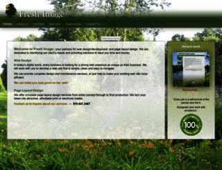 freshimage.ca screenshot