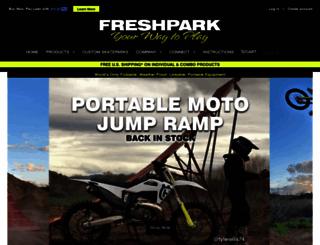 freshpark.com screenshot