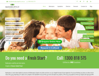 freshstartsolutions.com.au screenshot