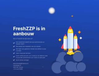freshzzp.nl screenshot