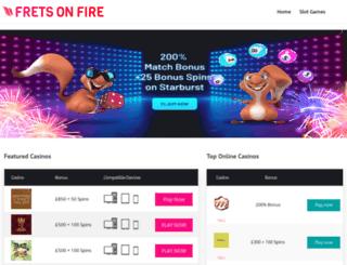 fretsonfire.net screenshot