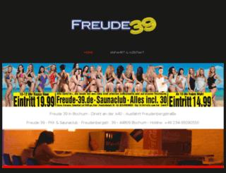 freude39.com screenshot