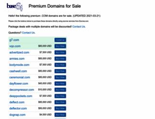 frie.com screenshot